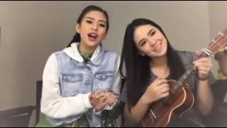 Encantadia BTS: Lira with Ashti Alena