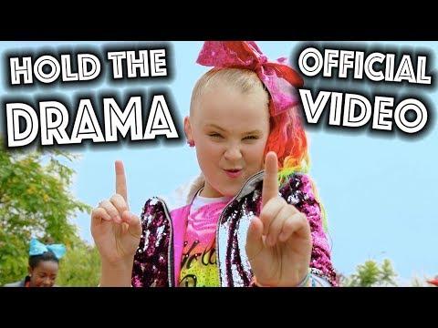 JoJo Siwa - Hold The Drama (Official Video) (видео)