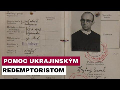 Ako slováci pomohli ukrajinským redemptoristom
