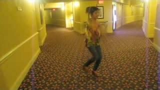 Jacque Rae Pyles, vegas runway show