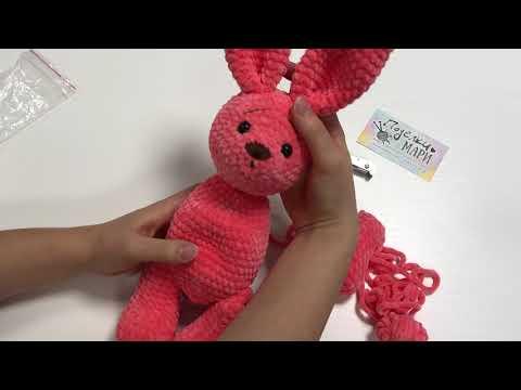 Как крепить сустав (шплинт) для игрушки