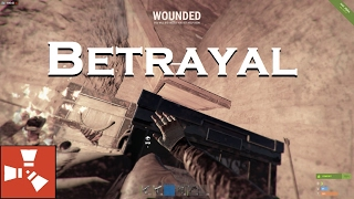 BETRAYED and OFFLINE RAIDED by my own Friends | RUST