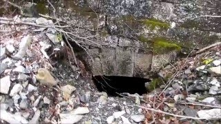 The abandonded Williamstown Tunnel (part 2) and the abandoned coal mining village of Bear Valley
