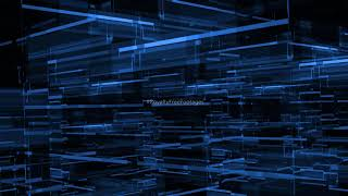 animated digital background | abstract digital animated background | cyber security background video