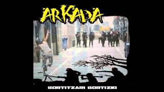 Arkada - Bortitzari bortizki (ALBUM COMPLETO)