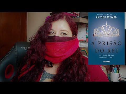[RESENHA] A Prisão do Rei - Victoria Aveyard