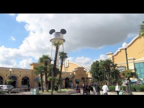 Disneyland PARIS - Part Two: Walt Disney Studios