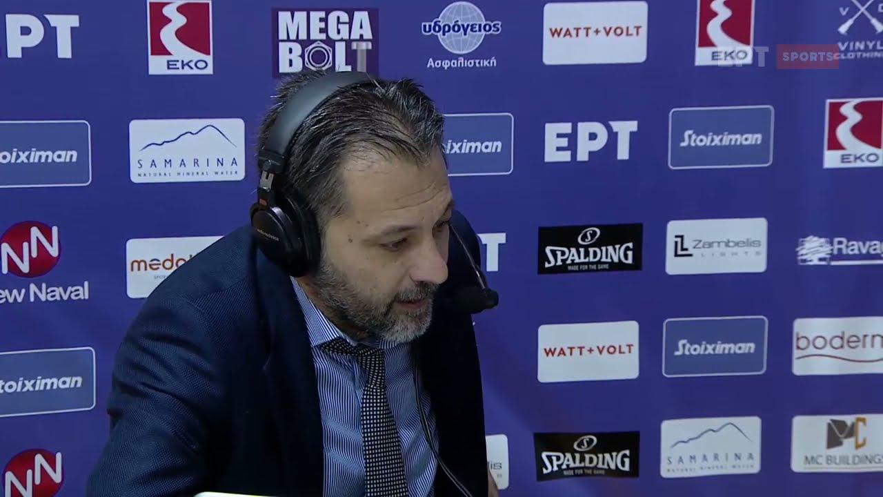 Χρ. Σερέλης: Είμαστε χαρούμενοι να κουραζόμαστε λόγω ευρωπαϊκών υποχρεώσεων   24/10   ΕΡΤ