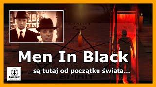 Men in Black…są tutaj od początku świata…