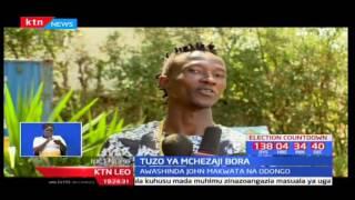 Shafik Bantambuze  atuzwa Mchezaji bora wa Novemba