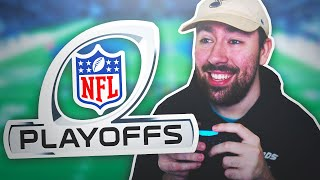 Mike Chokes in the Wildcard Playoff Game... Madden 21 No Money Spent Ep. 18