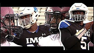 IMG Football Academy vs Miami Norland (FL) 🔥🔥 MUST WATCH Highlight Mix 2018