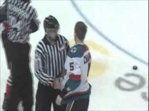 Mitchell Chapman vs. Tayler Jordan