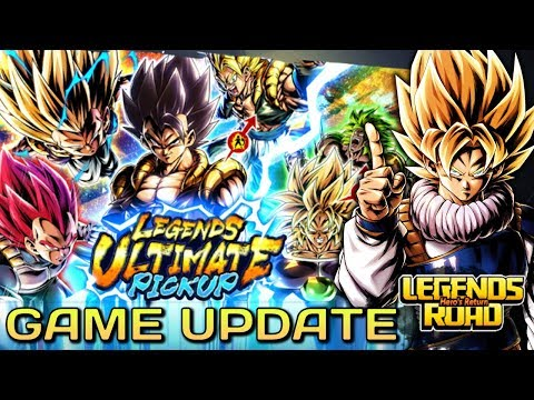 Legends Pickup, Legends Road SSJ Goku , and Gods vs the Super Warrior Results - Dragon Ball Legends
