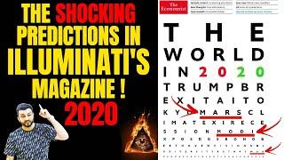 The STUNNING Plans of Economist Magazine 2020 EXPLAINED! (Hindi Urdu) | TBV Knowledge & Truth