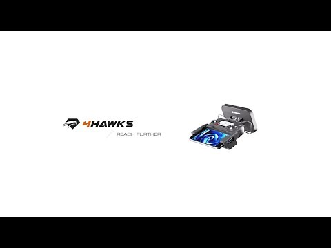 4Hawks Raptor SR/XR for DJI Mavic Air