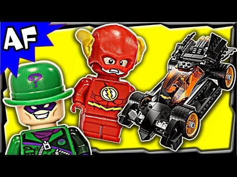 Vidéo LEGO DC Comics Super Heroes 76012 : Batman : la poursuite du Sphinx