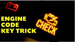Engine Light? Key Trick Code Reader for Dodge/Chrysler - How-To #2