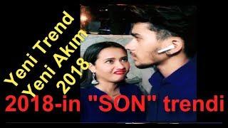 "Sosial medyada ""Yeni trend"" 2018 - HD (tiktok)"