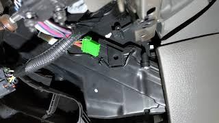 Ford Edge Blend Door Actuator Motor