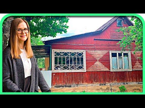 , title : 'Девушка купила Старую Дачу, через месяц Дачники с завистью смотрели на ее Новый Дом!