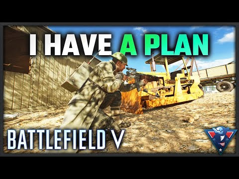I HAVE A PLAN! || Battlefield V Gameplay