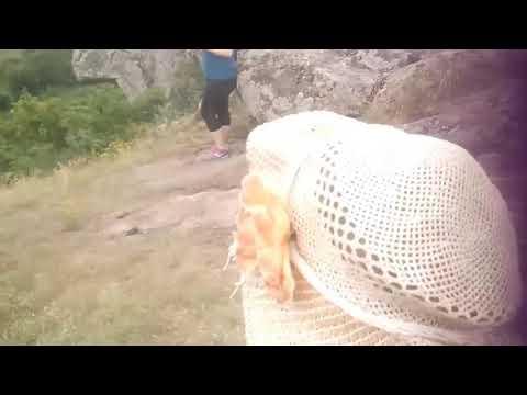 Долина Дьявола или Актовый каньон