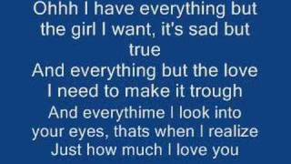 Darin Zanyar-Everything but the girl i want. (request)
