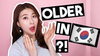 What's your Korean Age? | 한국언니 Korean Unnie