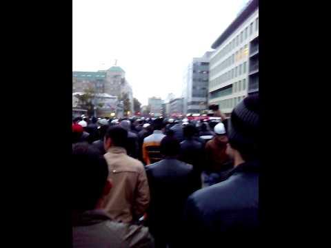 Айт намаз в Москве 04.10.2014