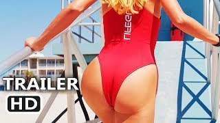 BAYWATCH Uncensored Movie Clips (2017) Alexandra Daddario Comedy Movie HD