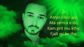 Enis Bytyqi   Sikur Ajo (lyrics)