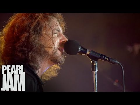 """World Wide Suicide"" (Live) - Immagine in Cornice - Pearl Jam"
