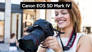 Canon EOS 5D Mark IV vs 5D Mark III   REVIEW   HANDS ON   4K   DEUTSCH