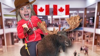 The Canadian Mall Experience - Mall Sim Gameplay
