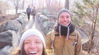 Weltreise Tag 318 • Central Park, Rockefeller, Times Square und: Chucks • New York • Vlog #043 | Kholo.pk