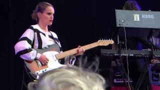 Anna Calvi - I'll Be Your Man - Cactus Festival - Brugge - Belgium