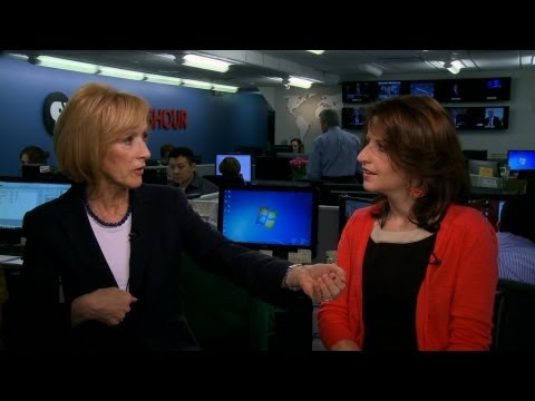 Judy Woodruff Remembers Day of the Reagan Assassination Attempt