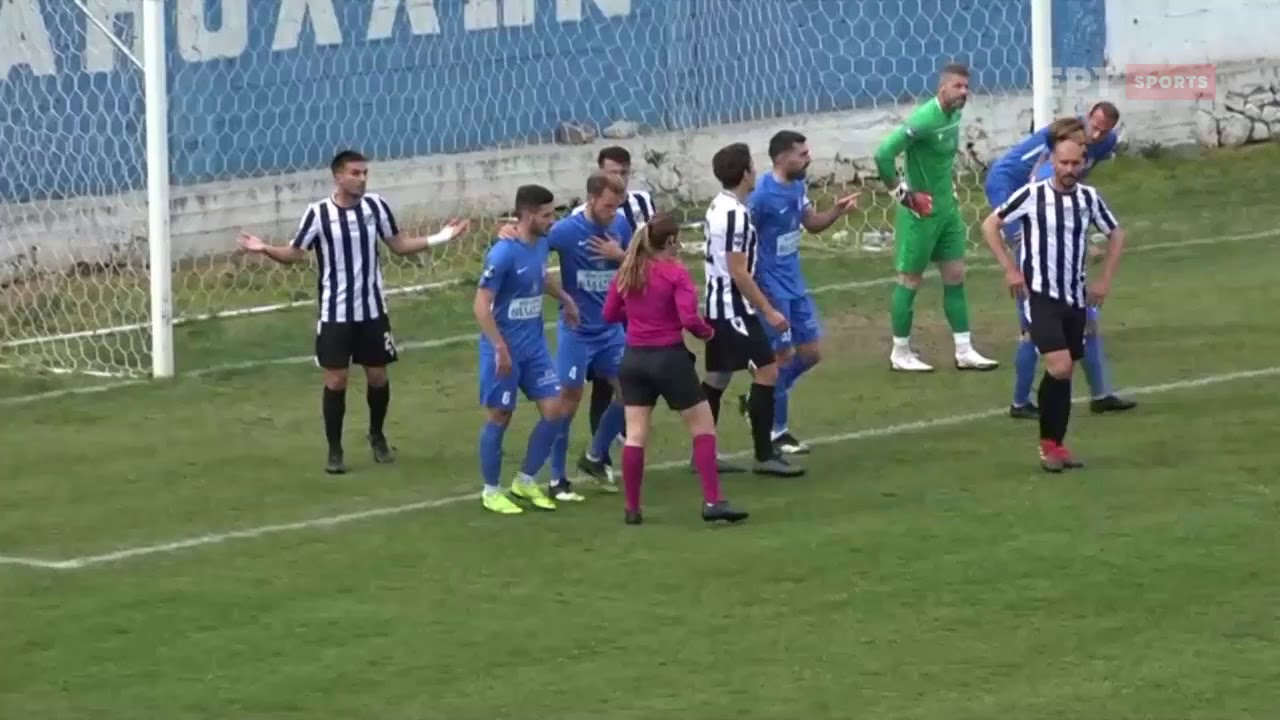 Super League 2 | Η Αντωνίου υπέδειξε πέναλτι, αστόχησε ο Γιάκος | 17/03/21 | ΕΡΤ