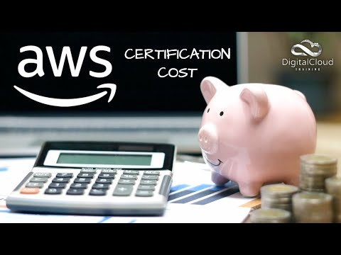 AWS Certification Cost - Get AWS Certified on a Budget - YouTube