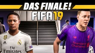 FINALE! WM + CHAMPIONS LEAGUE – FIFA 19 The Journey Deutsch #24 – Lets Play Gameplay German