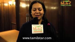 Singer Shalini Speaks at Raja vin Sangeetha Thirunaal Press Meet