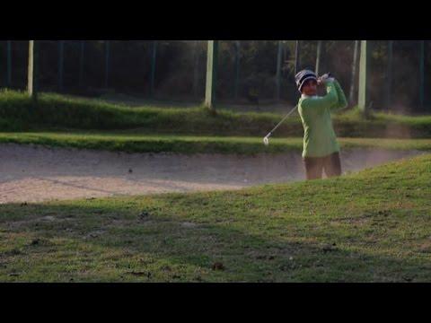 Shubham, il bambino prodigio di 11 anni del golf indiano