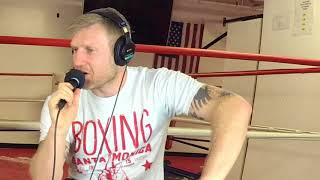 World Class Trainer Matt Nuttall | From UK to the USA | Box 'n Life Podcast | #47