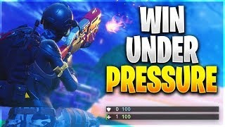 HOW TO WIN WHEN EVERYTHING GOES WRONG! Pro Tips For Winning Under Pressure!