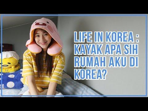 [Ameliyagi] #15. LIFE IN KOREA: KAYAK APA SIH RUMAH AKU DI KOREA? (ENG SUB)