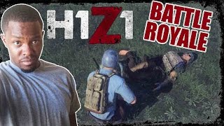 TOP FLIGHT SECURITY OF THE WORLD!- Battle Royale H1Z1 Gameplay  | H1Z1 BR Gameplay