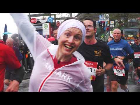 #Marathon laufen