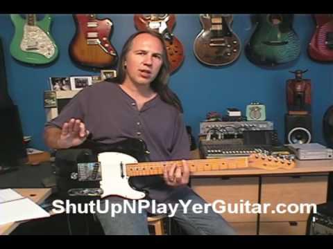 Guitar chord progressions guitar lesson