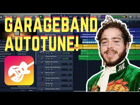 Download How To Use Autotune Right Garageband Tutorial In Studio